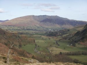 Blencathra from the South